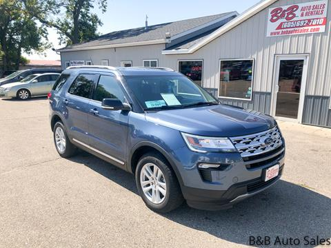 2018 Ford Explorer for sale in Brookings, SD