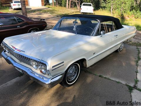 1963 Chevrolet Impala for sale in Brookings, SD