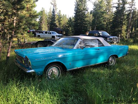 1965 Ford Galaxie 500 for sale in Brookings, SD