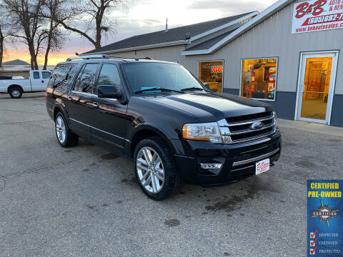 2016 Ford Expedition EL for sale in Brookings, SD