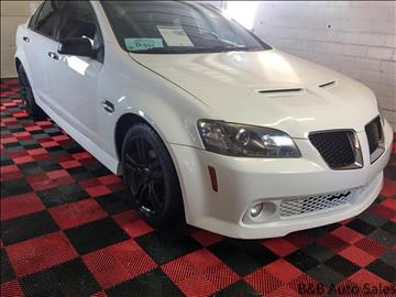 2008 Pontiac G8 for sale in Brookings, SD