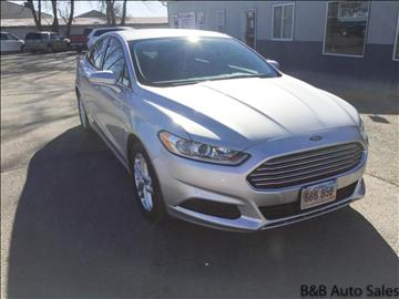 2014 Ford Fusion for sale in Brookings, SD