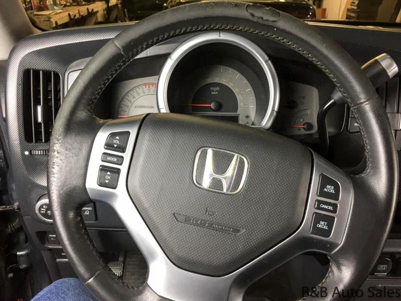 2007 Honda Ridgeline  - Brookings SD