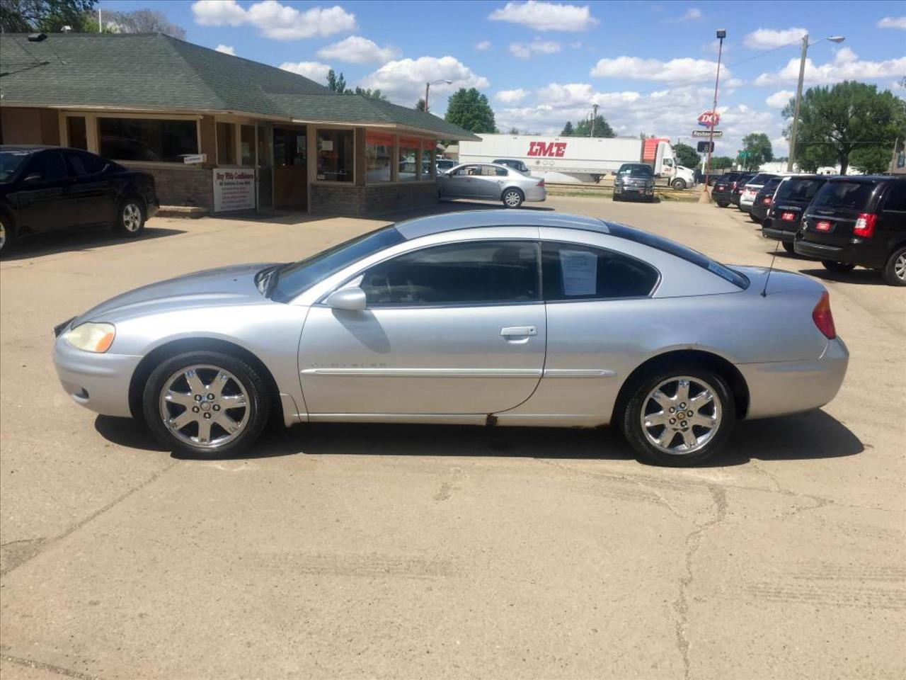 2001 Chrysler Sebring LXi 2dr Coupe - Brookings SD