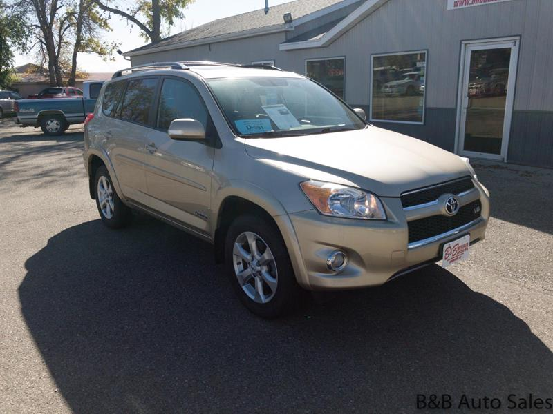2011 Toyota RAV4 4x4 Limited 4dr SUV V6 - Brookings SD