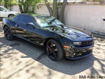 2011 Chevrolet Camaro for sale in Brookings, SD