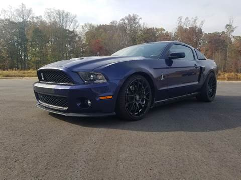 2010 Ford Shelby GT500 for sale in Mocksville, NC