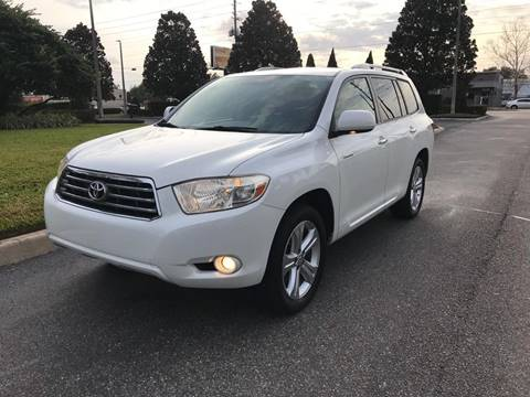 2008 Toyota Highlander For Sale >> Toyota Highlander For Sale In Orlando Fl Mendz Auto