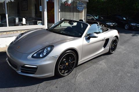 2013 Porsche Boxster for sale in Alpharetta, GA