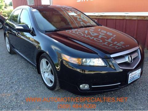 Acura TL For Sale In Spokane WA Carsforsalecom - 2007 acura tl for sale