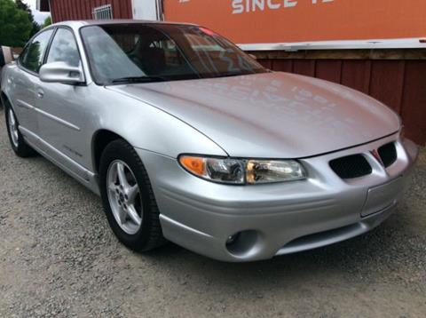 2001 Pontiac Grand Prix for sale in Spokane, WA