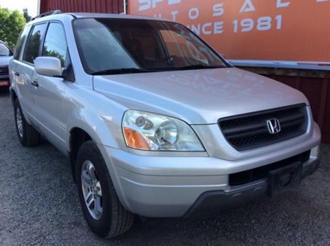 2005 Honda Pilot for sale in Spokane, WA