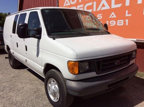 2007 Ford E-Series Cargo for sale in Spokane, WA