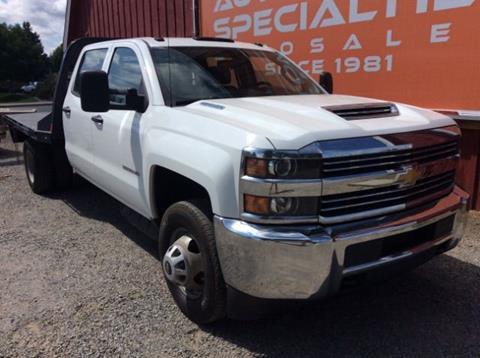 2018 Chevrolet Silverado 3500HD for sale in Spokane, WA