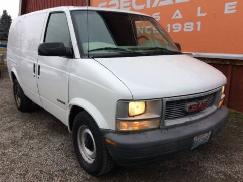 2000 GMC Safari Cargo for sale in Spokane, WA
