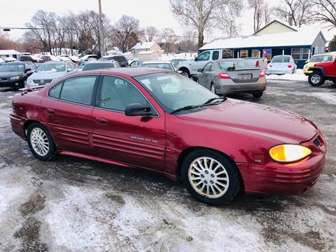 2000 Pontiac Grand Am for sale in Des Moines, IA