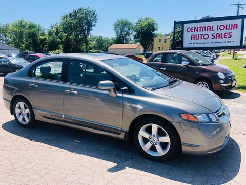 2008 Honda Civic for sale in Des Moines, IA