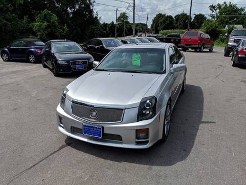Cadillac Cts V For Sale In Iowa Carsforsale Com