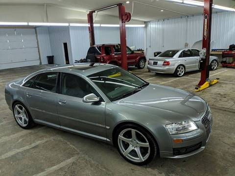 Audi S For Sale In Chicopee MA Carsforsalecom - 2007 audi s8
