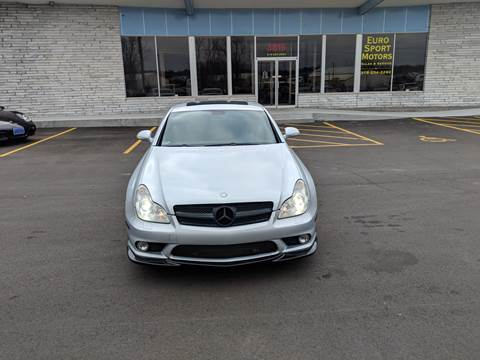 2006 Mercedes-Benz CLS for sale in Evansdale, IA