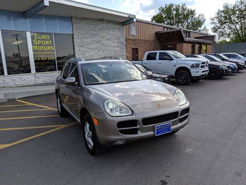 2005 Porsche Cayenne for sale in Evansdale, IA