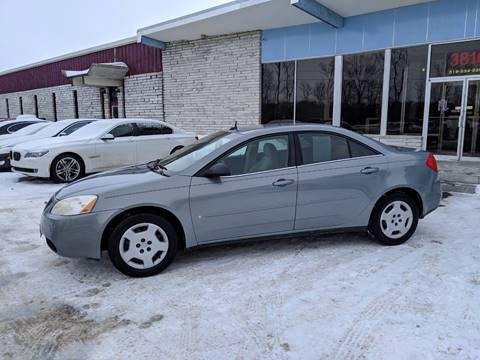2008 Pontiac G6 for sale in Evansdale, IA