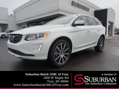 2015 Volvo XC60 for sale in Troy, MI