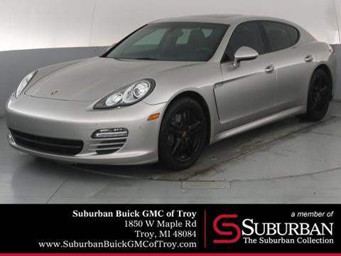 2012 Porsche Panamera for sale in Troy, MI