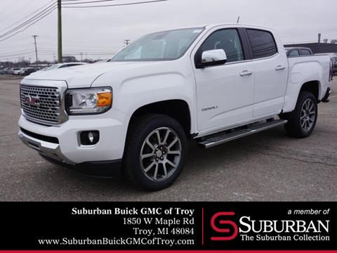 2019 GMC Canyon for sale in Troy, MI