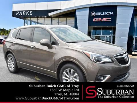 2019 Buick Envision for sale in Troy, MI