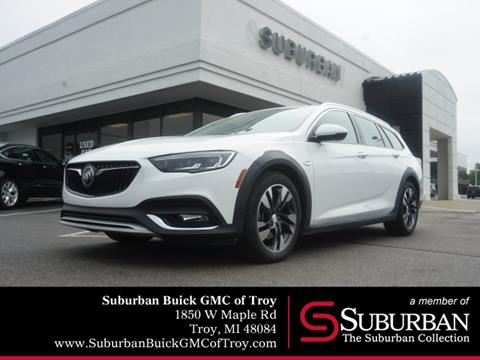 2019 Buick Regal TourX for sale in Troy, MI