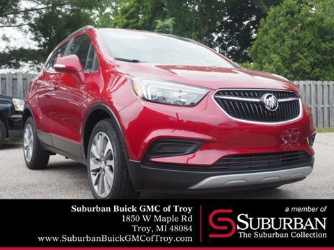 2019 Buick Encore for sale in Troy, MI