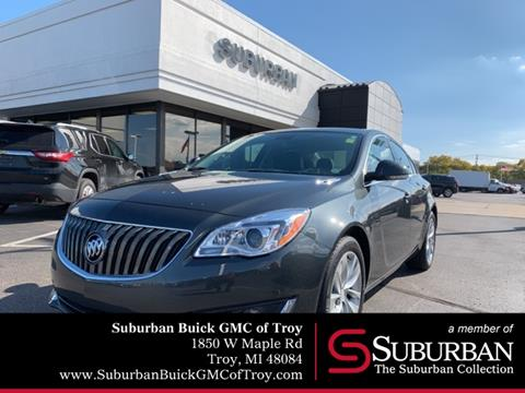 2017 Buick Regal for sale in Troy, MI
