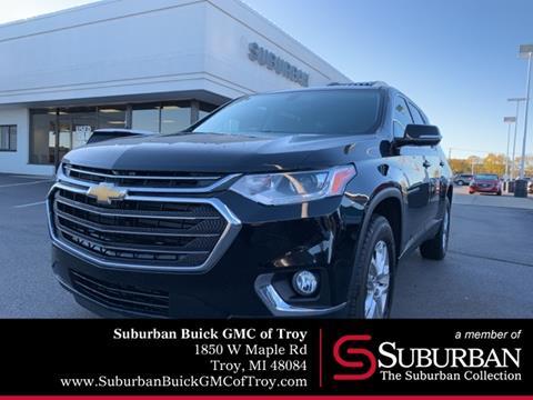 2018 Chevrolet Traverse for sale in Troy, MI