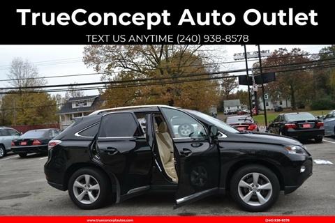 trueconcept auto outlet car dealer in waldorf md. Black Bedroom Furniture Sets. Home Design Ideas