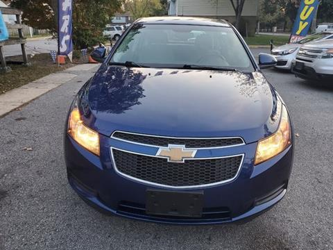 2012 Chevrolet Cruze for sale in Waldorf, MD