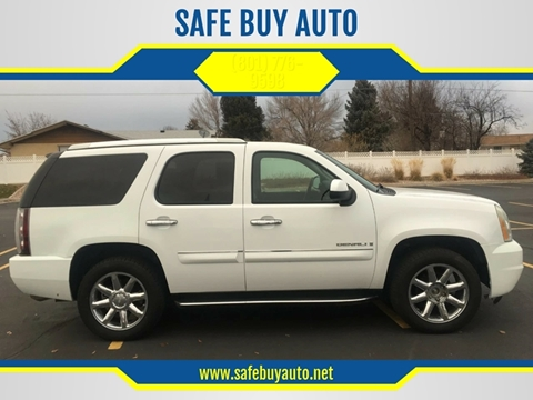 2007 GMC Yukon for sale in Clearfield, UT