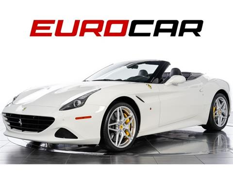 2017 Ferrari California T for sale in Costa Mesa, CA