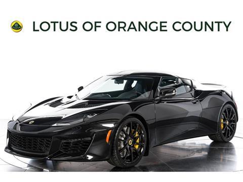2018 Lotus Evora 400 for sale in Costa Mesa, CA