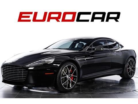 Aston Martin Rapide For Sale Carsforsalecom - Aston martin dealership atlanta