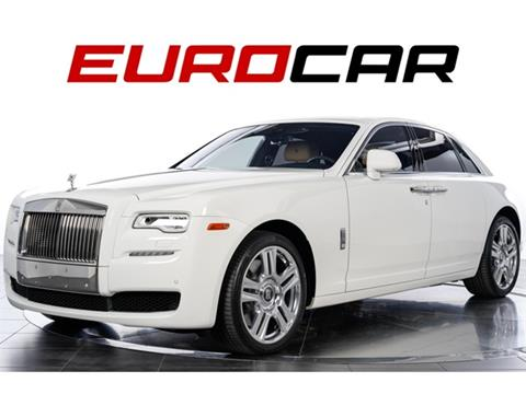 Rolls Royce Ghost For Sale In Addison Il Carsforsale Com