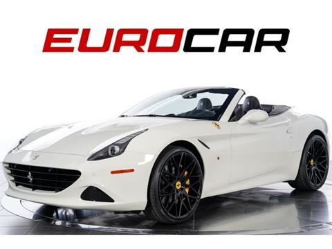 Elegant 2016 Ferrari California T For Sale In Costa Mesa, CA