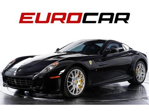 Ferrari 599 For Sale In Kingston Nh Carsforsale Com
