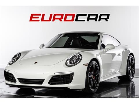 2018 Porsche 911 for sale in Costa Mesa, CA