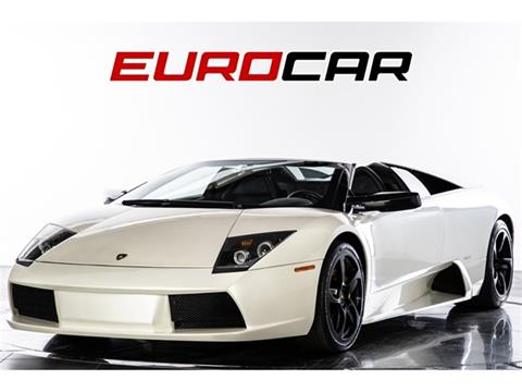 Used 2006 Lamborghini Murcielago For Sale In Old Bridge Nj