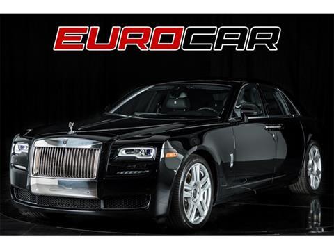 2016 Rolls-Royce Ghost for sale in Costa Mesa, CA