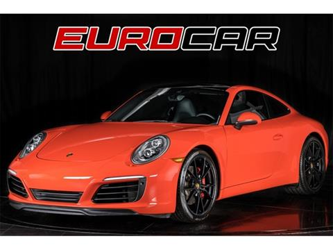 2017 Porsche 911 for sale in Costa Mesa, CA