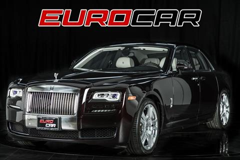 2015 Rolls-Royce Ghost for sale in Costa Mesa, CA
