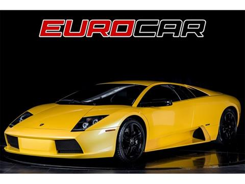 Used 2004 Lamborghini Murcielago For Sale In Old Bridge Nj