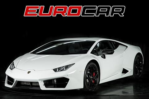 Used 2018 Lamborghini Huracan For Sale In California Carsforsale Com